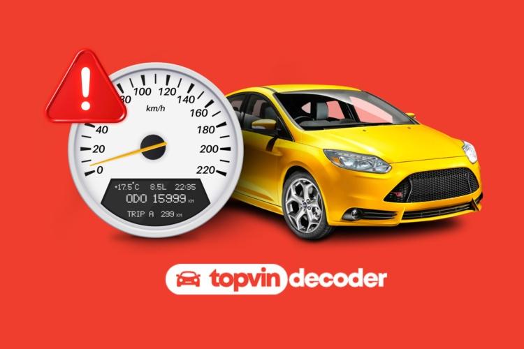 Car Odometer Rollback